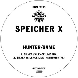 Album artwork for Silver (Silent Live Mix)