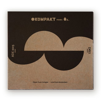 Album artwork for Kompakt Meets Oz 3