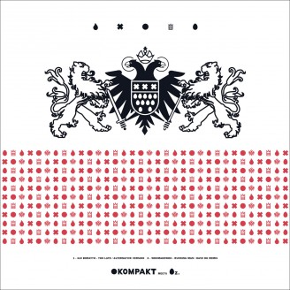 Album artwork for Kompakt Meets Oz 1