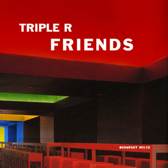Album artwork for Friends