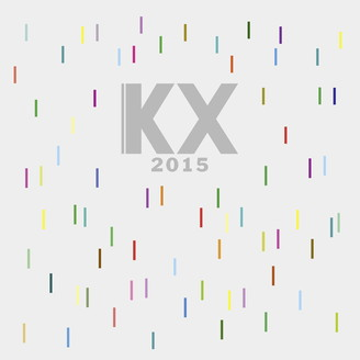 Album artwork for KX 2015