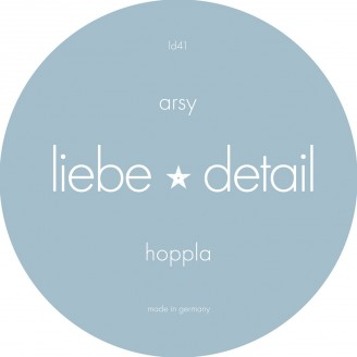 Album artwork for Hoppla / Talk