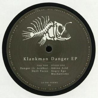 Album artwork for Danger EP