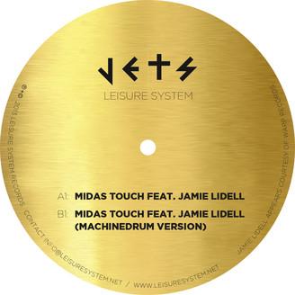 Album artwork for Midas Touch