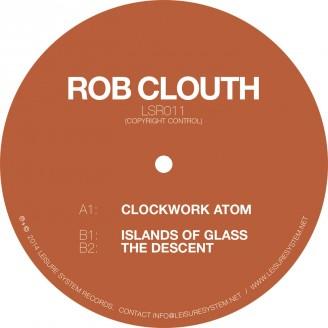 Album artwork for Clockwork Atom EP