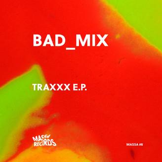 Album artwork for Traxxx EP