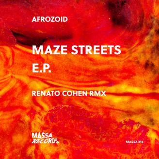 Album artwork for Maze Streets E.P.