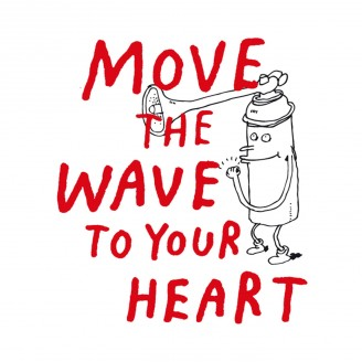 Album artwork for Move The Wave To Your Heart