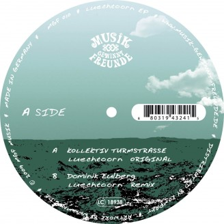 Album artwork for Luechtoorn EP