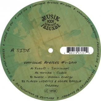 Various Artists #1-2010