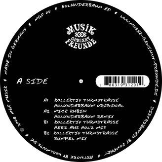 Album artwork for Holunderbaum EP