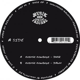 Album artwork for Dusk EP