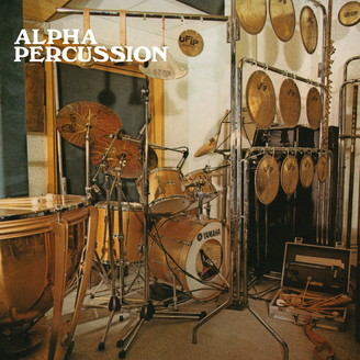 Album artwork for Alpha Percussion