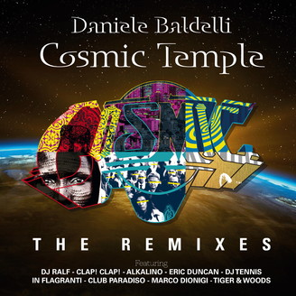 Cosmic Temple - The Remixes
