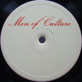 Album artwork for Men Of Culture [hand-stamped / 180 Grams