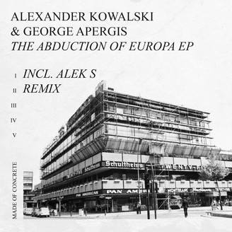 Album artwork for The Abduction Of Europa