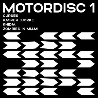 Album artwork for Motordisc 1
