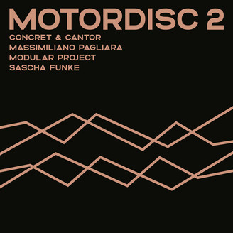 Album artwork for Motordisc 2