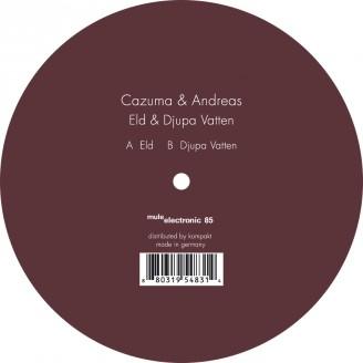 Album artwork for Eld & Djupa Vatten