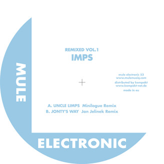 Remixed Vol.1 (Minilogue & Jan Jelinek Mixes)