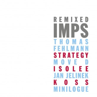 Album artwork for Imps Remixed