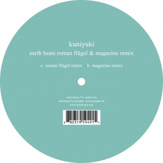 Album artwork for Earth Beats Remixed