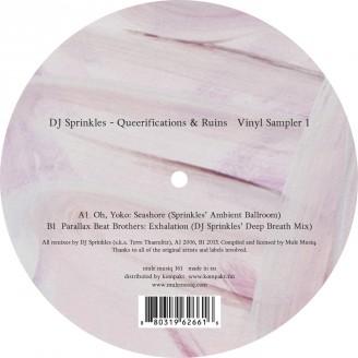 Vinyl Sampler Pt. 1