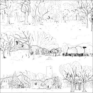 Album artwork for Yoyogi Park