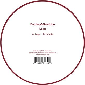 Album artwork for Leap
