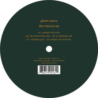 The Taurus EP