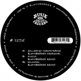 Album artwork for Blutsbrüder