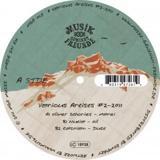 Album artwork for Various Artists #2-2011