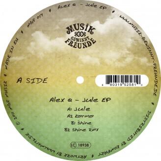 Album artwork for Jule EP