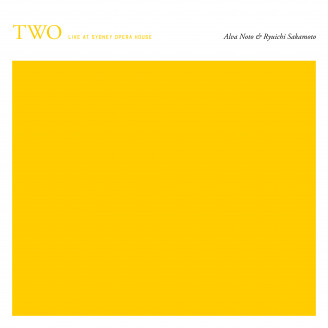 Album artwork for TWO (LIVE AT SYDNEY OPERA HOUSE)