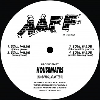 Soul Value (Florist And Lamusa II Remixes)