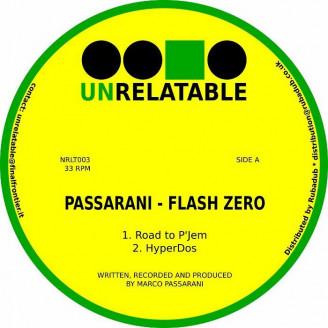 Album artwork for Flash Zero