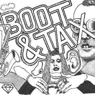Album artwork for Boot & Tax