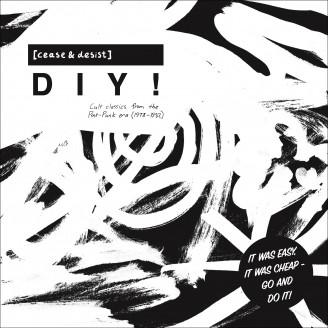 Album artwork for [Cease & Desist] DIY (Cult Classics from the Post-Punk Era 1978-82)