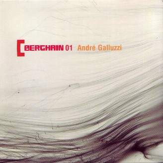 Album artwork for Berghain 01