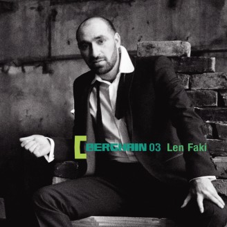 Album artwork for Berghain 03 - Len Faki