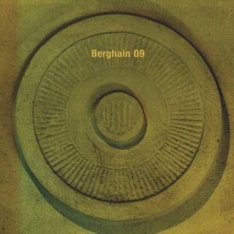 Album artwork for Berghain 09