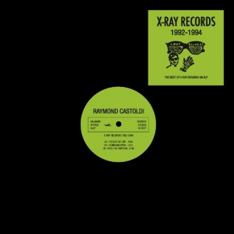 X-RAY RECORDS 1992-1994 3LP