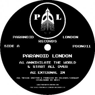 Album artwork for Annihilate The World & Start All Over Ep