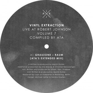 Album artwork for Vinyl Extraction - Live At Robert Johnson Vol.7