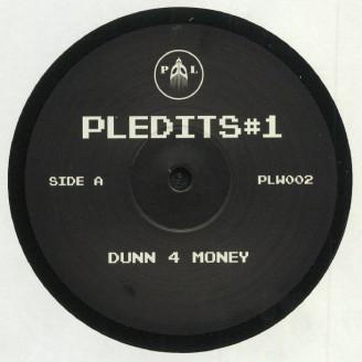 Album artwork for PLEDITS#1