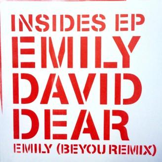 Album artwork for Insides EP