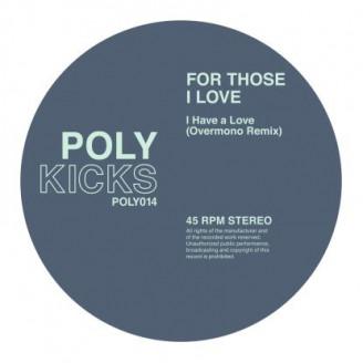 Album artwork for I Have A Love (Overmono Remix)