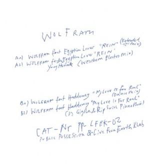 "Remix EP (w/ Westbam / DJ Gigola & Rip M"""