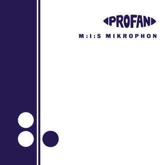 Album artwork for Mikrophon