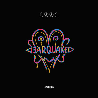 Album artwork for Earquake 1991